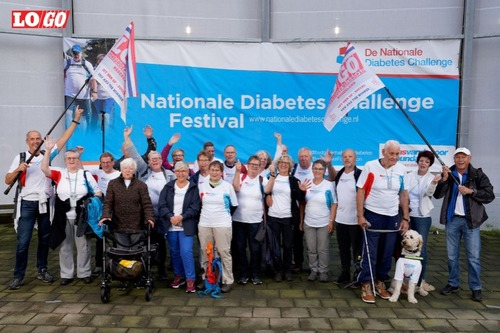 Team Nationale Diabetes Challenge, Lopersgroep Geldrop